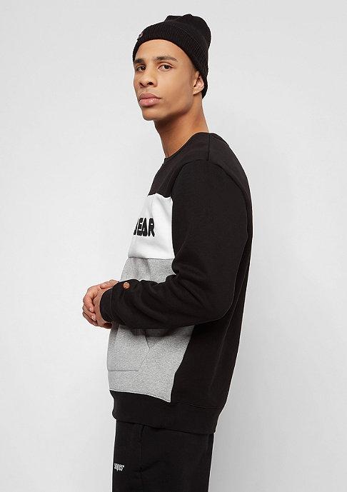 Rocawear Color Block Crewneck black