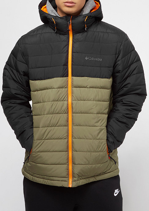 Columbia Sportswear Powder Lite Hooded sage/black