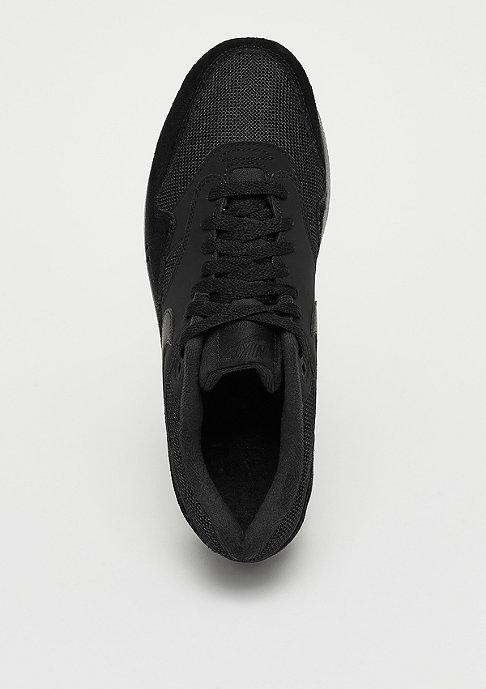 NIKE Air Max 1 black/black/black/gum med brown