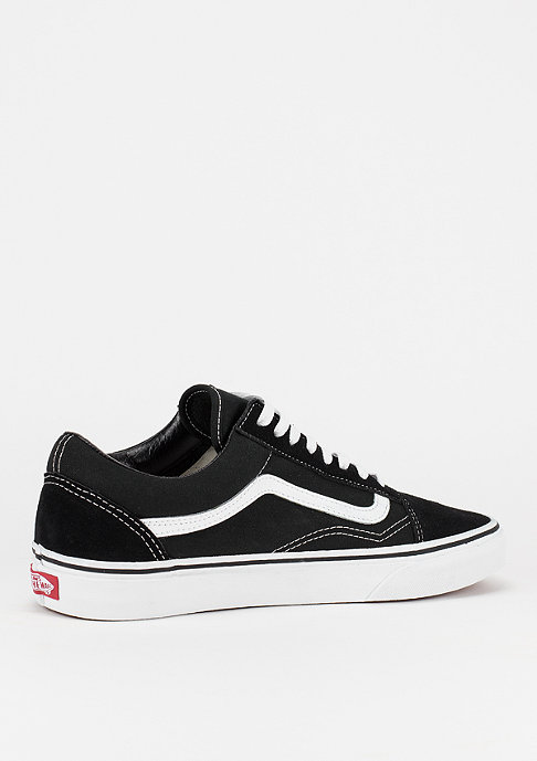 VANS Sneaker Old Skool black/white
