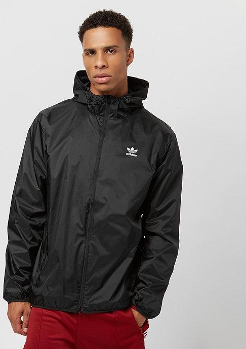 317d7f869 Compra ya la chaqueta cortavientos TRF black Windbreaker de adidas en SNIPES
