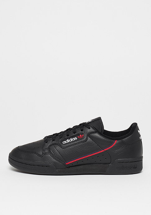 adidas Continental 80s core black/scarlet/collegiate navy