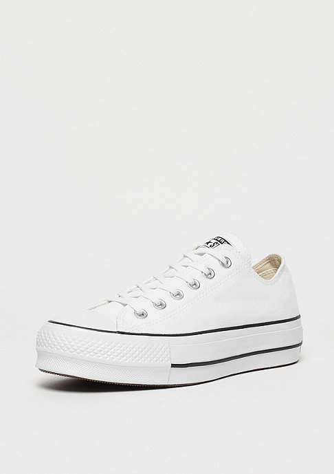 Converse Chuck Taylor All Star Lift OX white/black/white