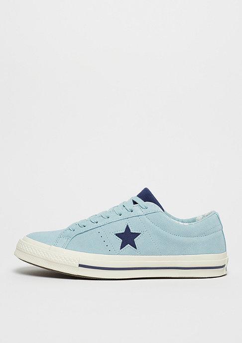 Converse One Star Ox ocean bliss/navy/egret