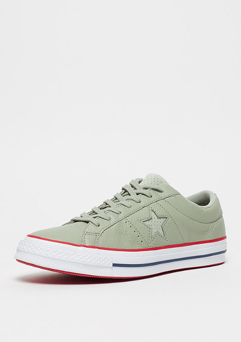 Converse One Star Ox surplus/gym red/white