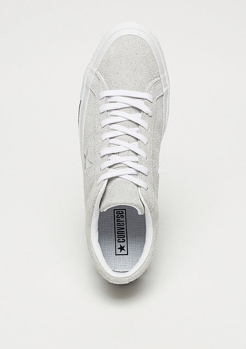 Converse One Star Ox ash grey/white/white