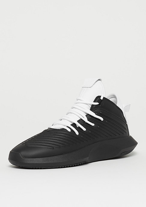 adidas Performance Crazy 1 ADV footwear white/core black/hi-res red