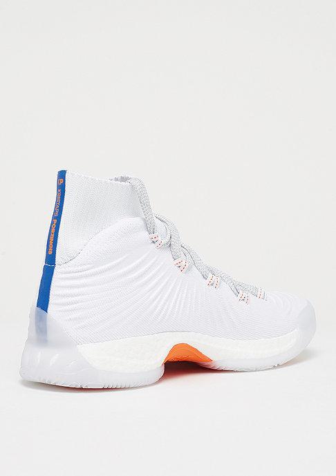 adidas Basketball Crazy Explosive white/blue/solid grey