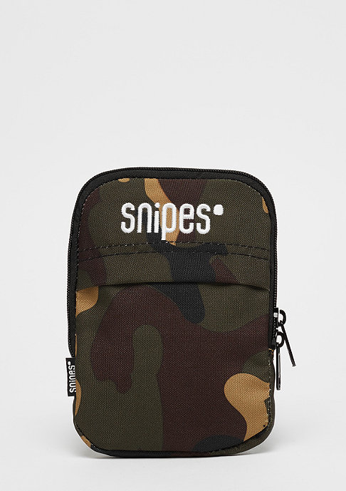 SNIPES Cross Bag camo