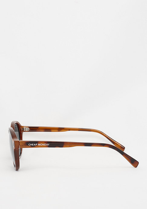 Cheap Monday Sonnenbrille Cytric Prison turtle brown