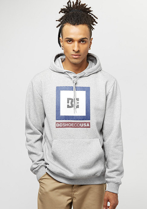 DC Attitude grey heather