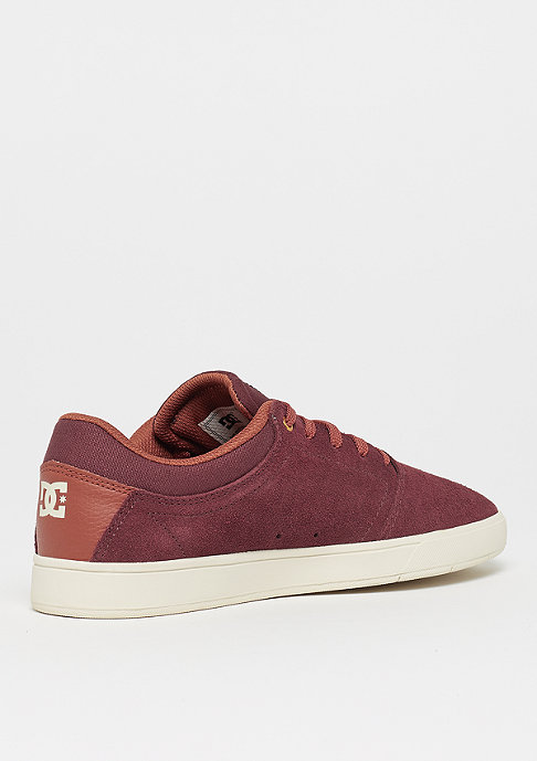 DC Crisis M BT3 burgundy/tan