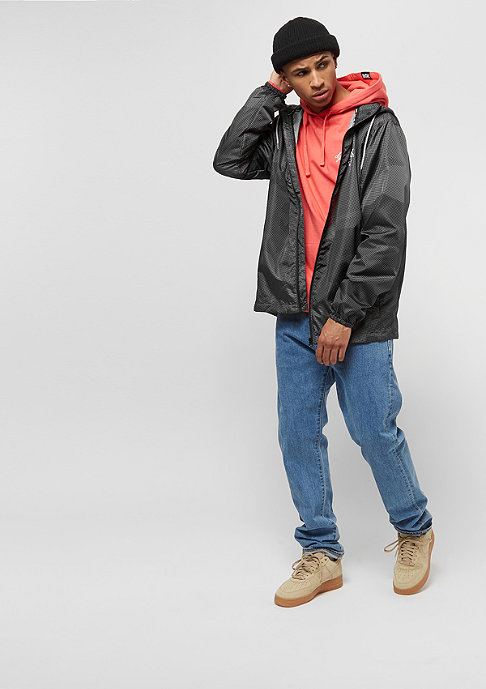 DGK Alpha Windbreaker black