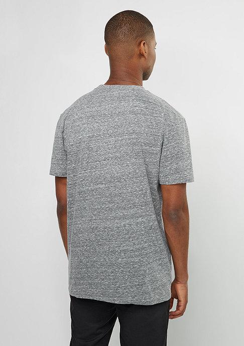 VANS T-Shirt Classic Snow heather grey/white