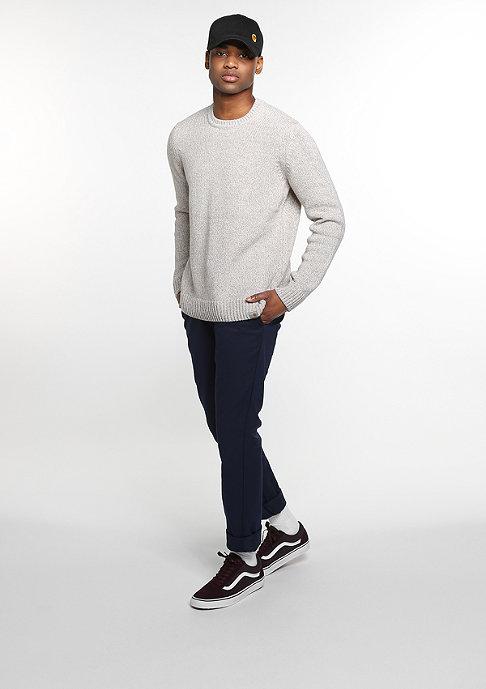 Carhartt WIP Sweatshirt Morris snow/light grey heather