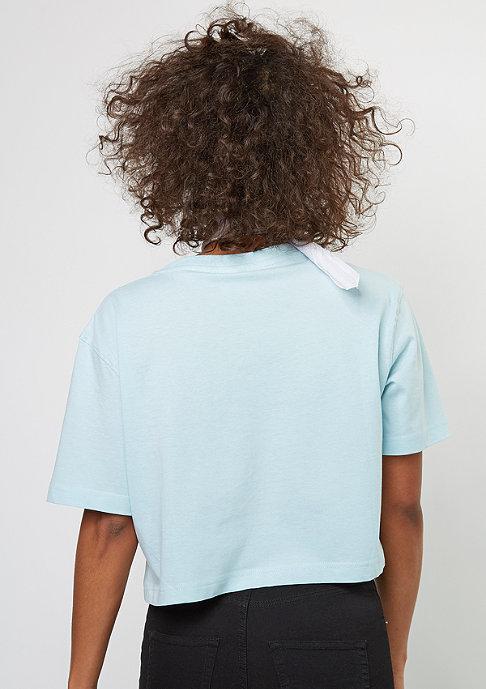 Urban Classics Short Oversized baby blue