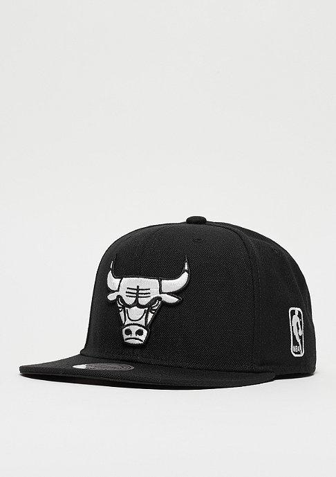 Mitchell & Ness Black & White NBA Chicago Bulls