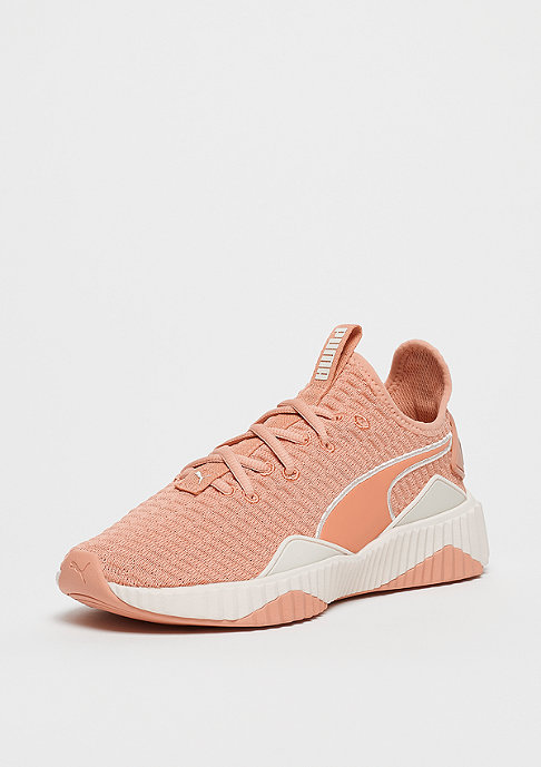 Puma Defy dusty coral-whisper white