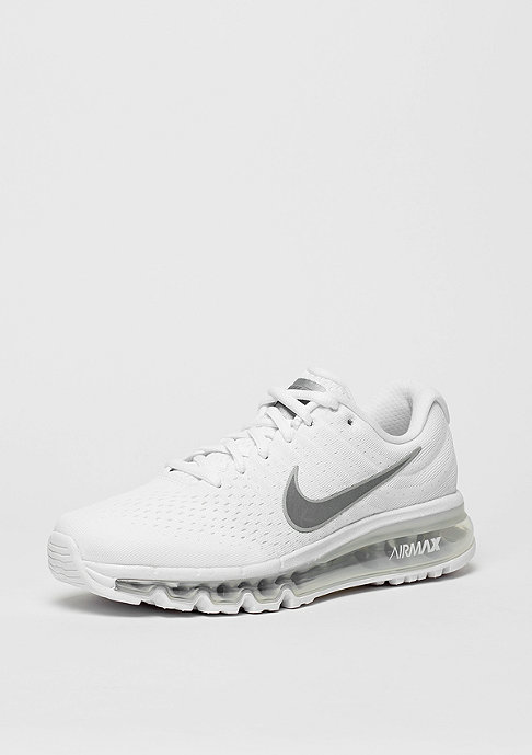 NIKE Running Air Max 2017 (GS) white/metallic silver