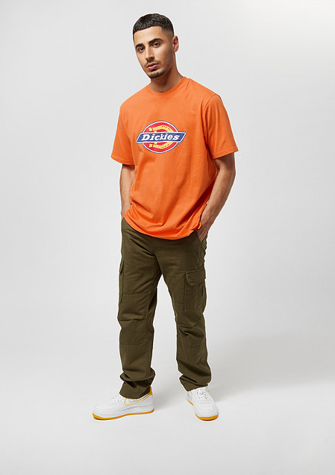 Dickies Horseshoe energy orange