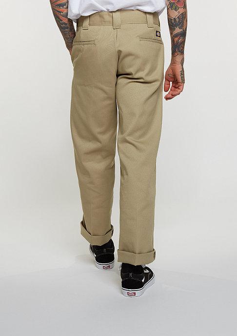 Dickies Chino WP873 Slim Straight Work Pant khaki