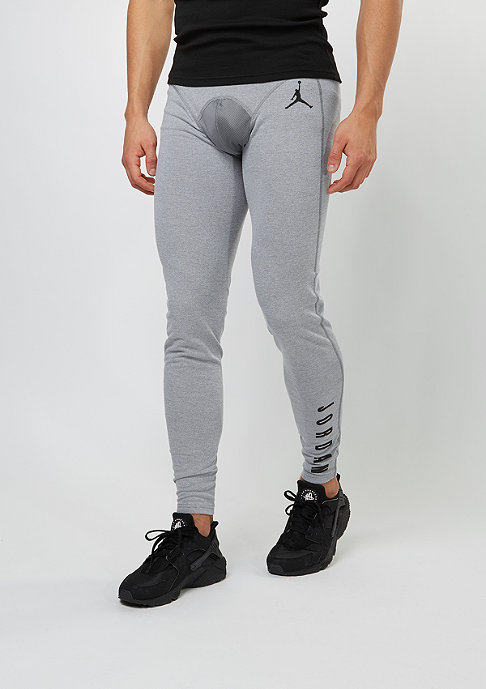 JORDAN Trainingshose 23 Tech Tight cool grey/black