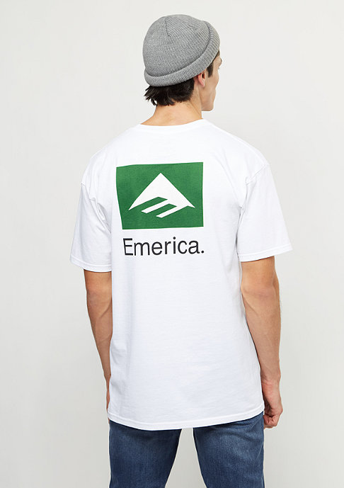 Emerica Brand Combo white