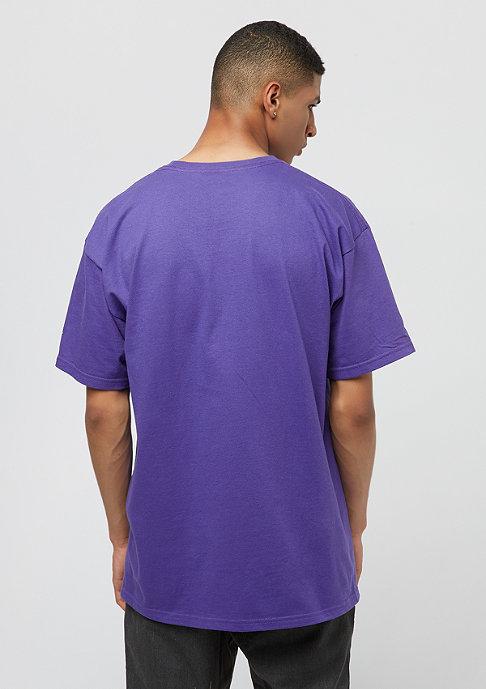 Emerica Toy Machine Short Sleeve purple