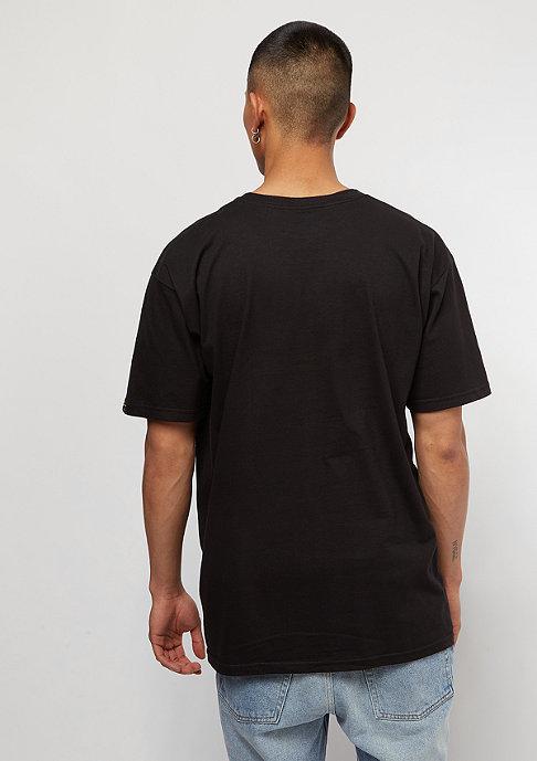 Emerica Toy Machine Short Sleeve black