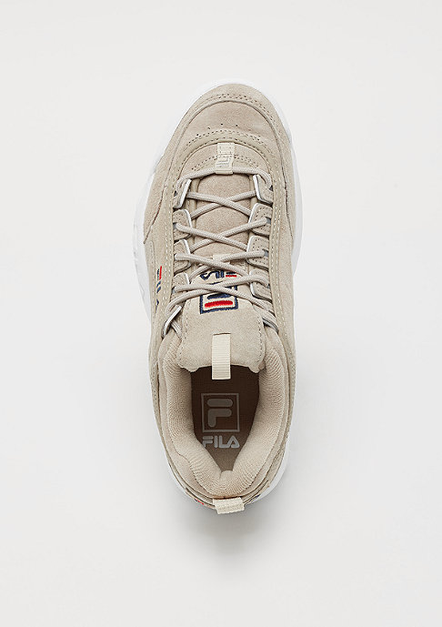 Fila Heritage Disruptor S Low WMN feather gray