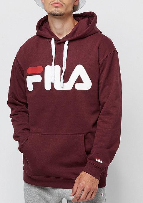 Fila Urban Line Hood Classic Logo tawny port