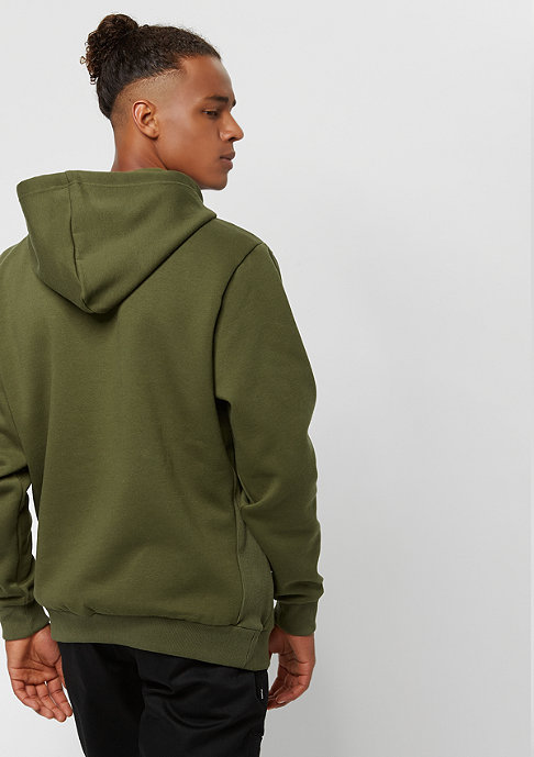 FairPlay Basic Hoody 09 olive