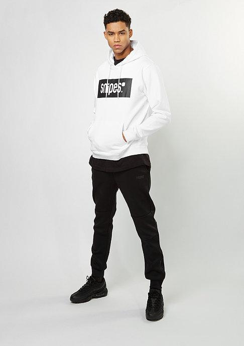 SNIPES Box Logo bright white/black