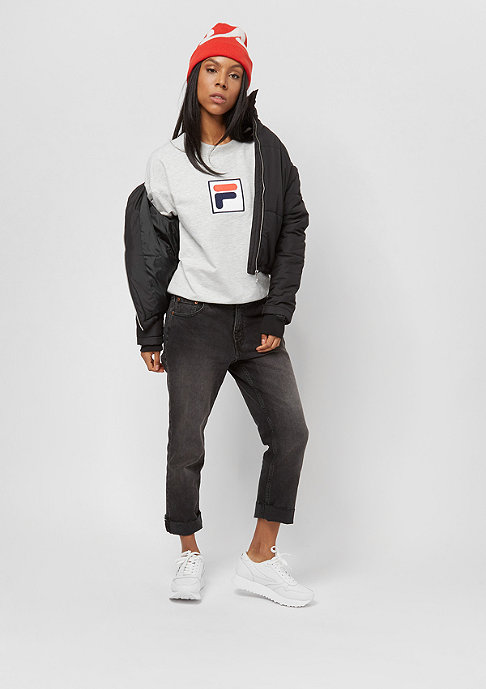 Fila Urban Line Sweatshirt crew Erika light grey melange