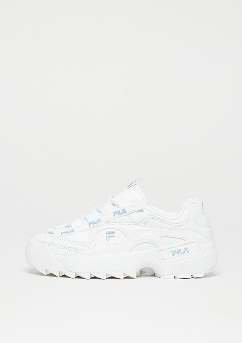 Fila Wmn D Formation White/Angel Falls/White
