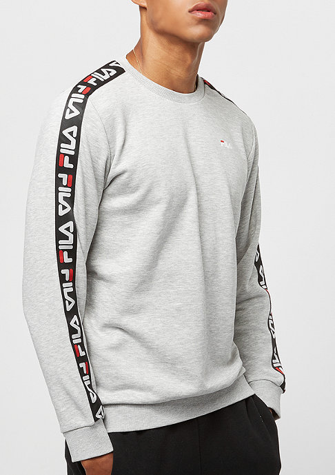 Fila Urban Line Sweat Crew Aren light grey mel.