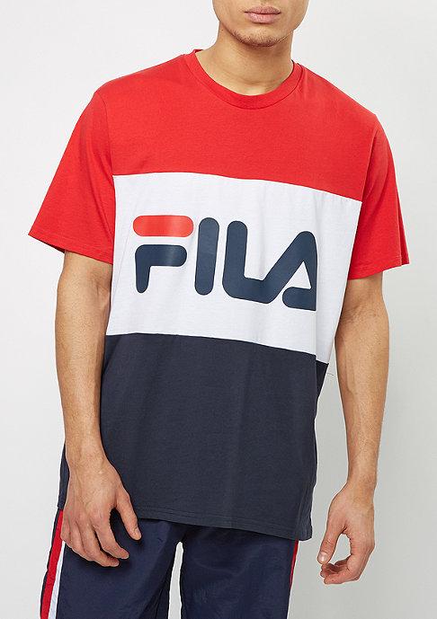Fila T-Shirt Urban Line Day true red
