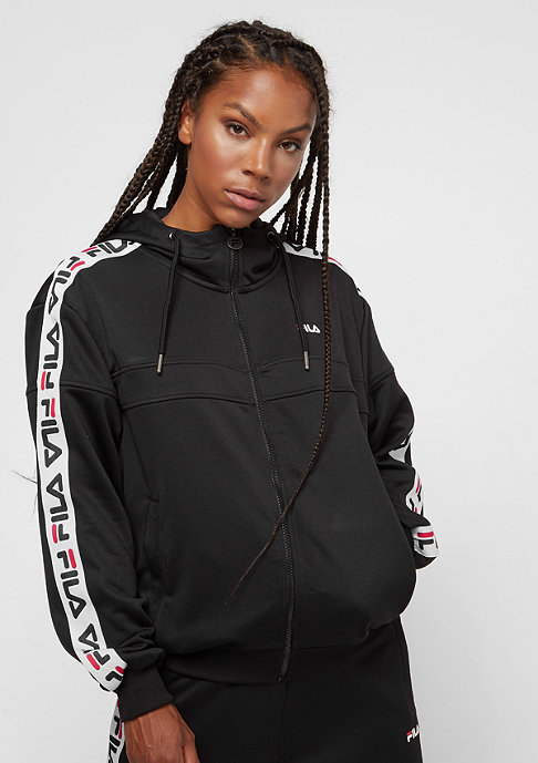 Fila Urban Line Teela Hooded Track Jacket black