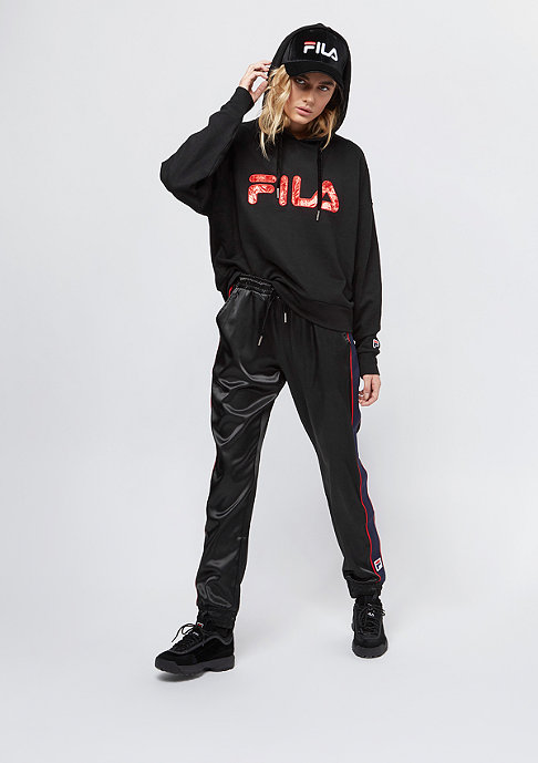 Fila Fila for SNIPES Oversized Hoodie black