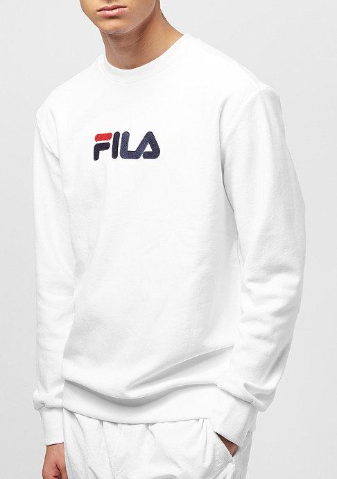 Fila Fila for SNIPES Unisex Crew white
