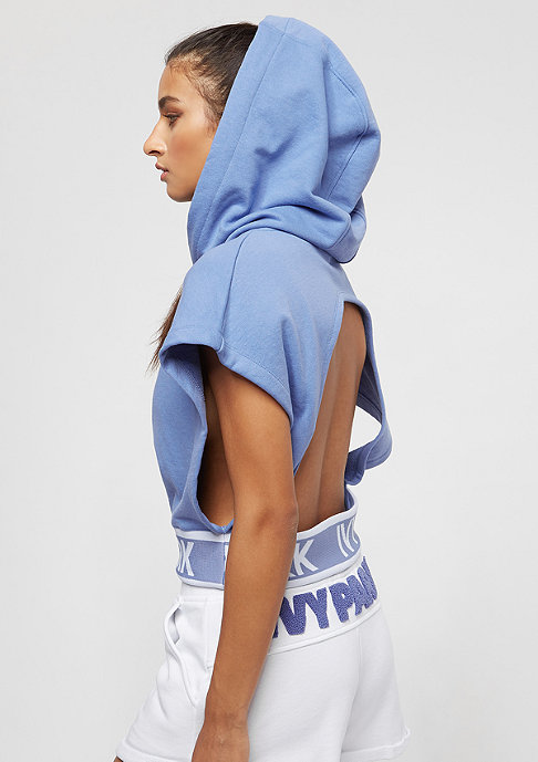 IVY PARK Flatknit Backless wedgewood blue