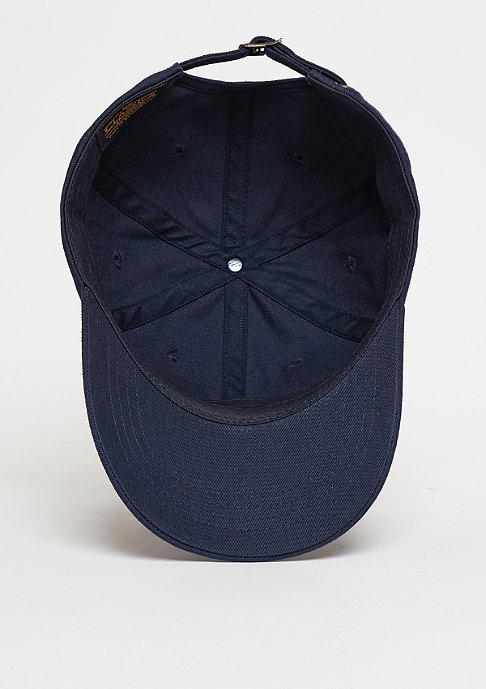 Flexfit Strapback-Cap Low Profile Cotton Twill navy