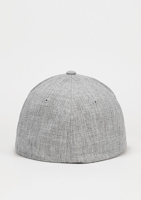 Flexfit Baseball-Cap Plan Span heather grey