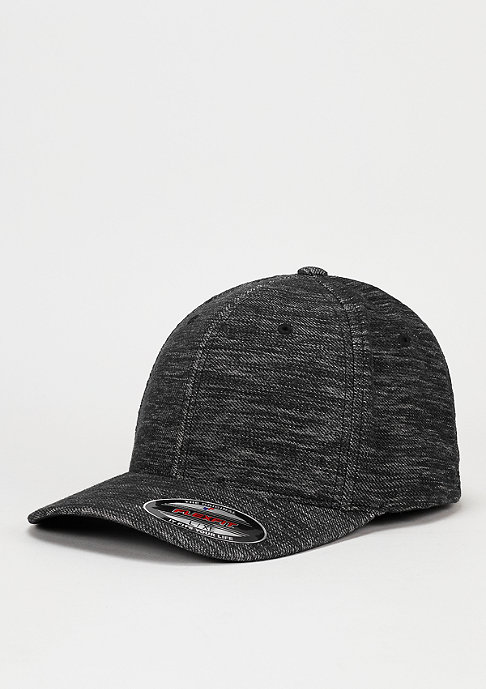 Flexfit Baseball-Cap Twill Knit grey