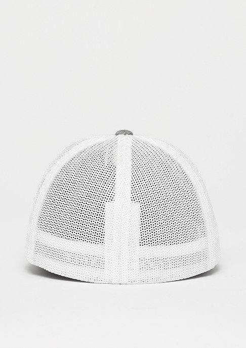 Flexfit Retro Melange grey/white mesh