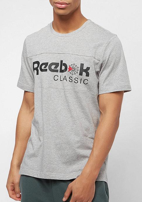 Reebok Franchise Iconic medium grey heather