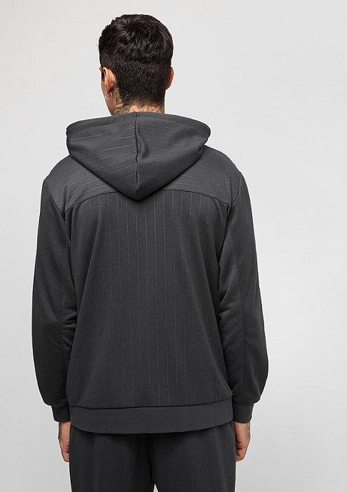 adidas Warped Pinstripe Fullzip black