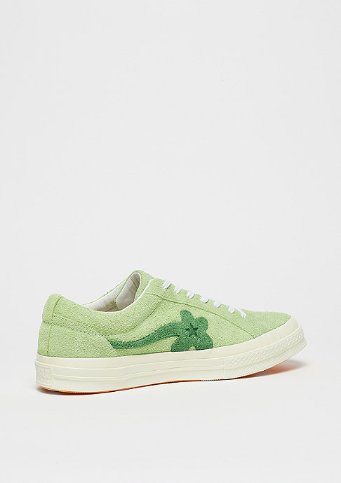 Converse Golf Le Fleur OX jade lime/mint green