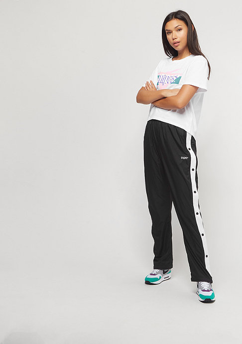 SNIPES Graphic Basic Logo white
