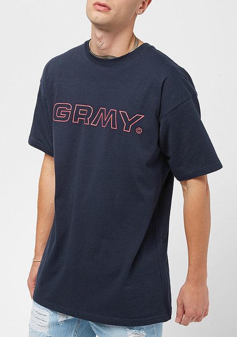Grimey Counterblow navy